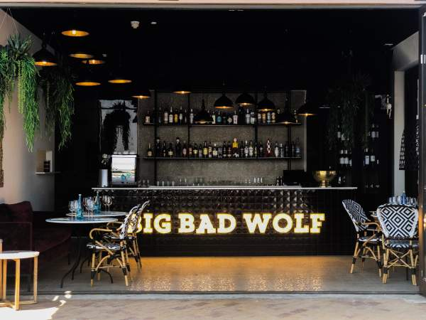 Big Bad Wolf – Pizza Bar