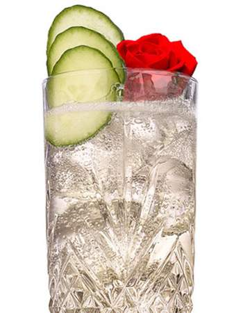 A Rose Story Cocktail