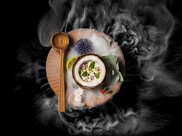 Ika Mata dish from Gåte