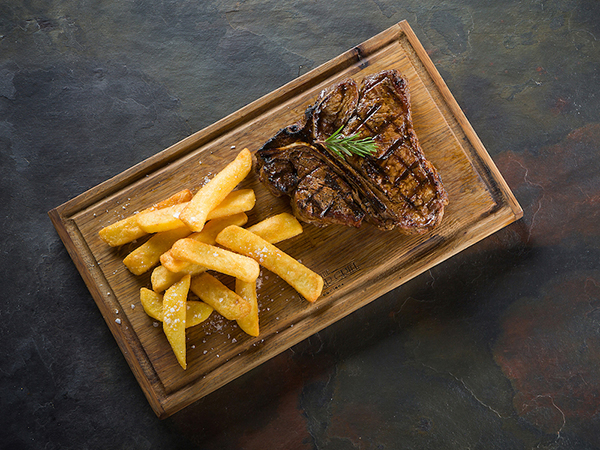 Hussar Grill Mouille Point is one of the best steakhouses in Cape Town.