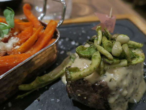 Patina steakhouse is one of the best steakhouses in Cape Town.