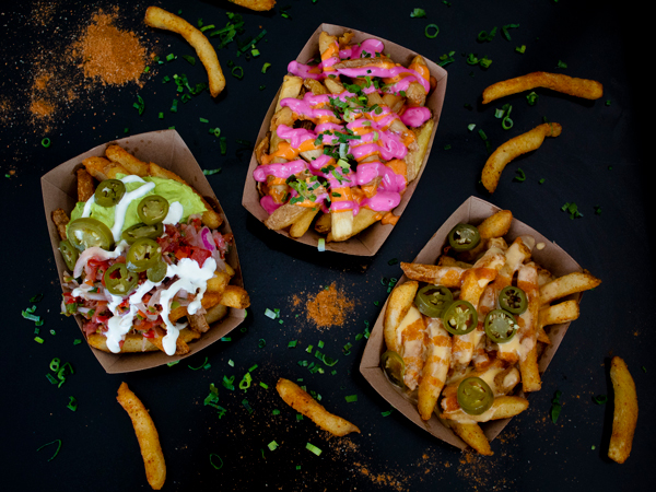 Jozi's first gourmet chips bar opens in Eastgate