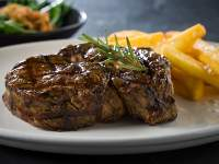 The Hussar Grill Sandton is one of the best steakhouses in Joburg.