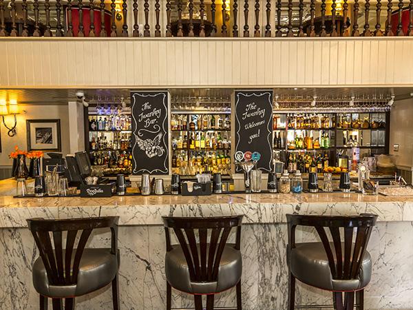 Visit the Twankey Bar for a drink after SONA.