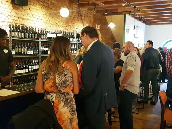 Frogitt & Vonkel Wine Bar