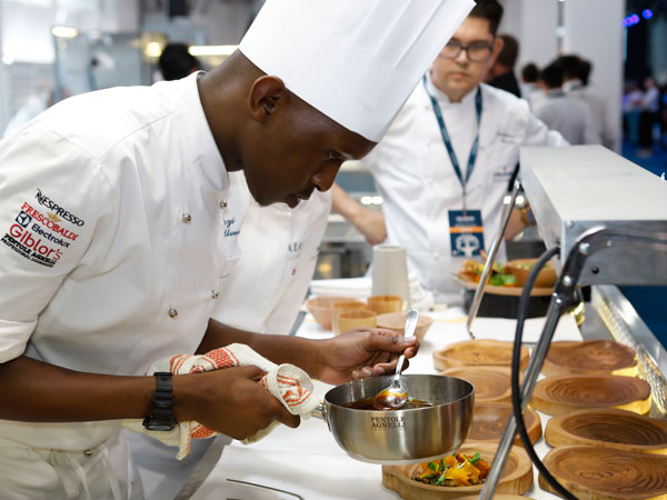 Calling all young chefs: Entries now open for international competition