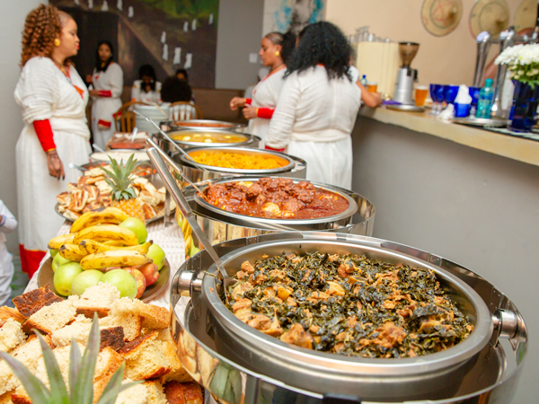 A look at the variety of Ethiopian cuisine Habesha has to offer