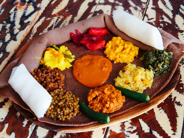 Injera, wot and good coffee: Where to get Ethiopian food in Maboneng