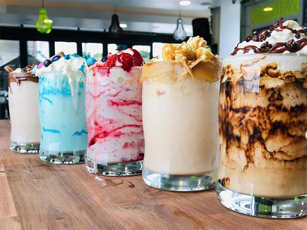 Where to find Durban's craziest milkshakes