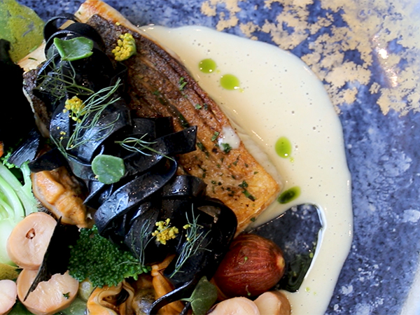 Watch: Relaunched Hazendal in Stellenbosch wows with Russian tea and fine dining