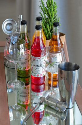 Get ready to expand your drinks table