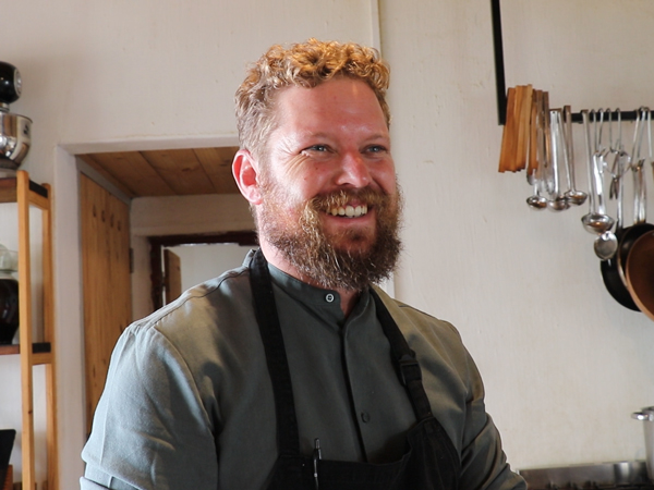 Check Your Chef: How well does the Wolfgat team know chef Kobus van der Merwe?