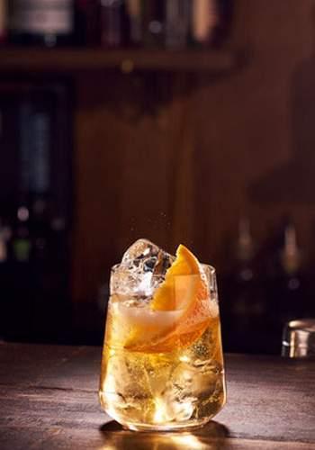 Monkey Shoulder cocktail