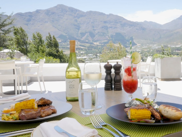 Partner content: Mont Rochelle's new braai offering