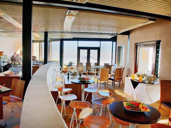 Table Mountain Café interior. Photo Supplied.