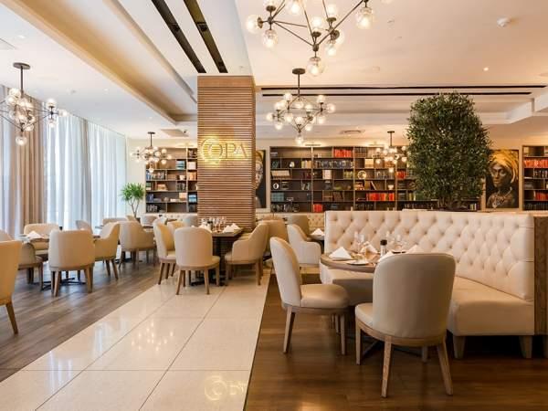 COPA Restaurant (Pepperclub Hotel)