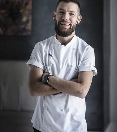 Greenhouse head chef Farrel Hirsch