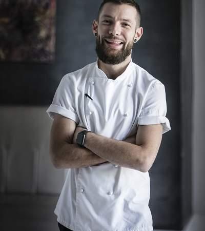 Greenhouse head chef Farrel Hirsch