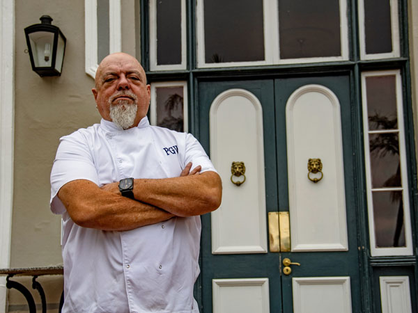 Chef Pete Goffe-Wood to open new restaurant in Winelands