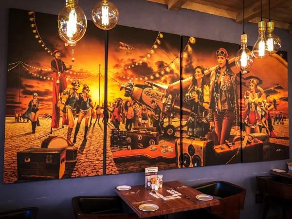 The Tin Goose Restaurant