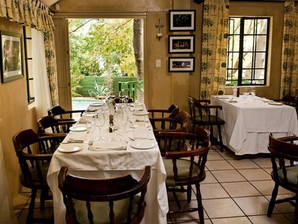Interior at La Madeleine. Photo supplied.
