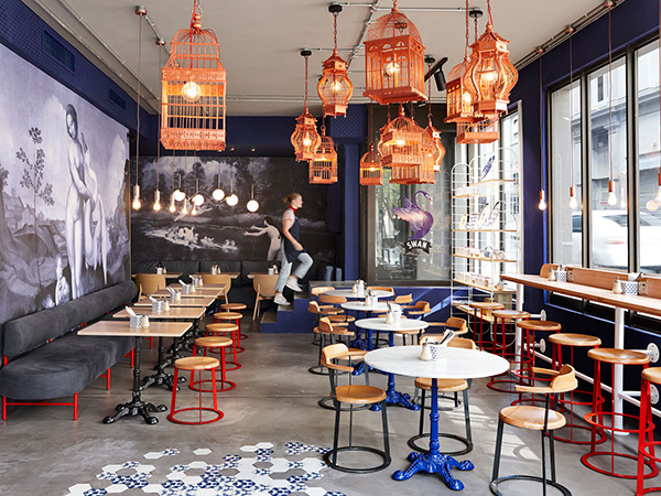 2019's biggest restaurant design trends