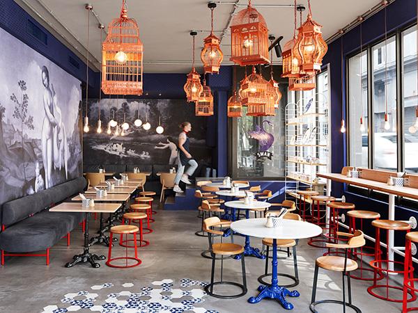 Swan Café
