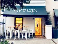Syrup on Bree Street