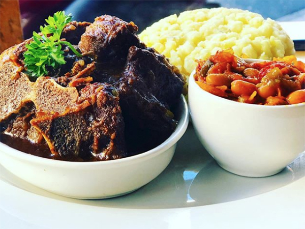 Celebrating the full African experience at Pitso's Kitchen