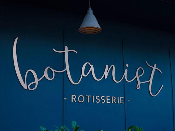 Botanist Rotisserie