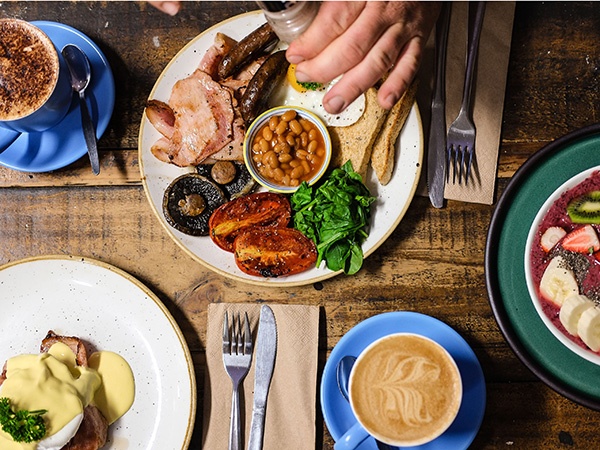 Awesome all-day breakfast spots around SA