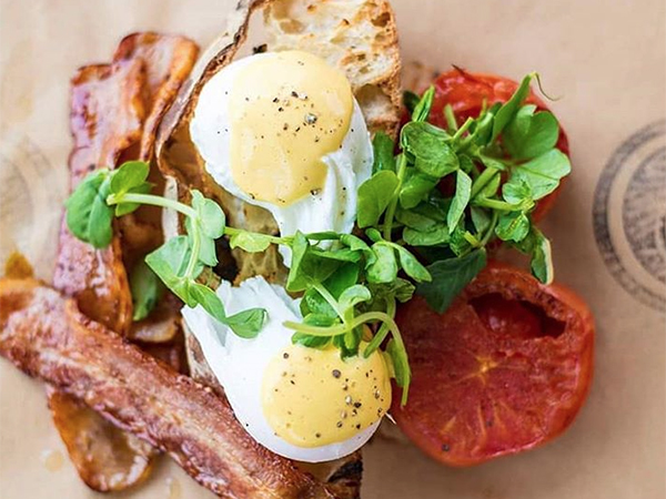 The hottest all-day breakfast spots in Durban