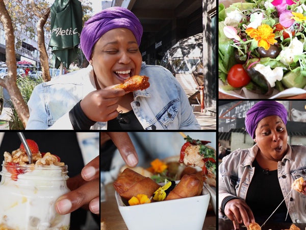 Watch: How to eat your way through Maboneng