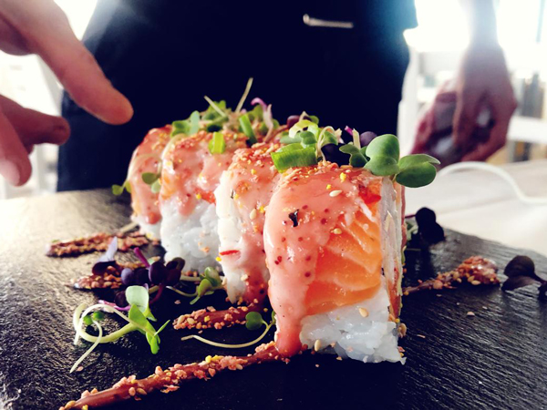 First SA restaurant to serve cannabis-infused sushi