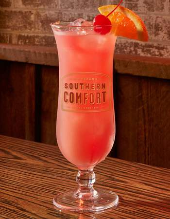 Southern Comfort Black, Hurricane cocktail