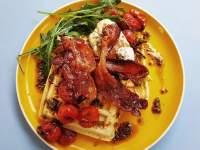 A Khaleo waffle