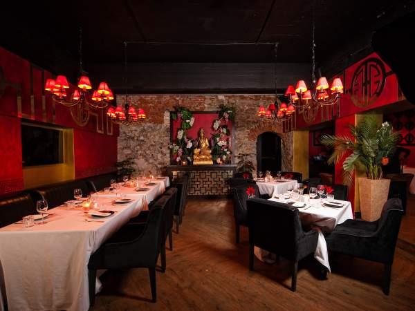 Boudha – Authentic Asian Cuisine