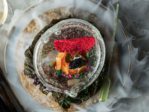 Partner content: Edible art at Stellenbosch's Gåte Restaurant
