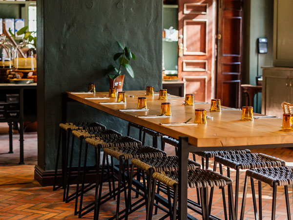 Hertzoggies and hot cross bao are on the menu at this new Stellies restaurant