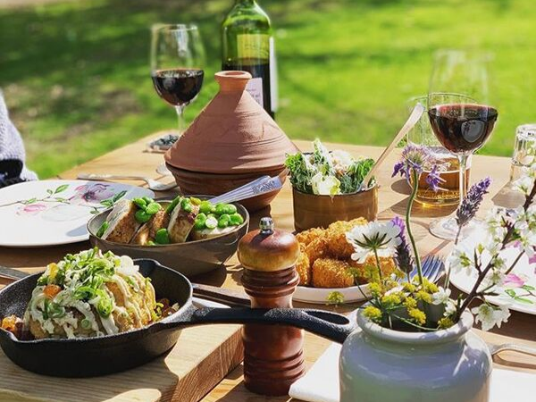 Where to have your Christmas feast in the Cape Winelands and beyond