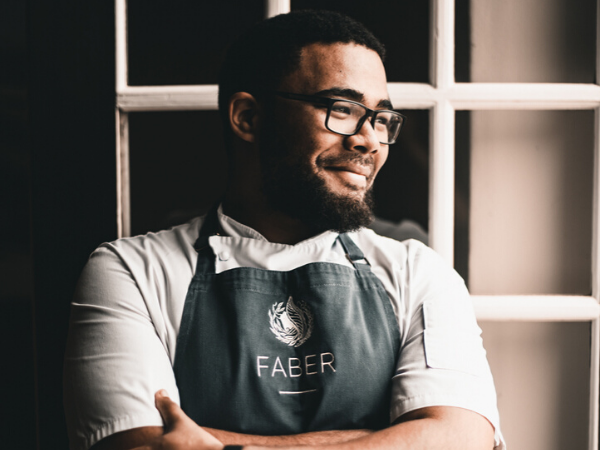 2019 Eat Out Nederburg Rising Star nominee: Dale Stevens of FABER