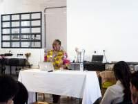 Dorah Sithole at the POC conference