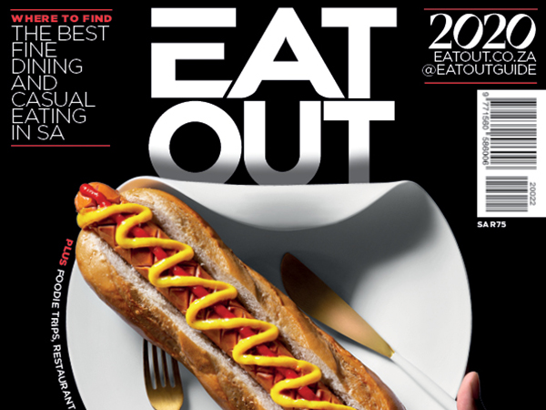 Now on sale: The 2020 Eat Out magazine