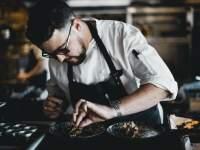 Chef Ivor Jones