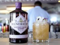 Hendrick's Midsummer Solstice gin cocktail