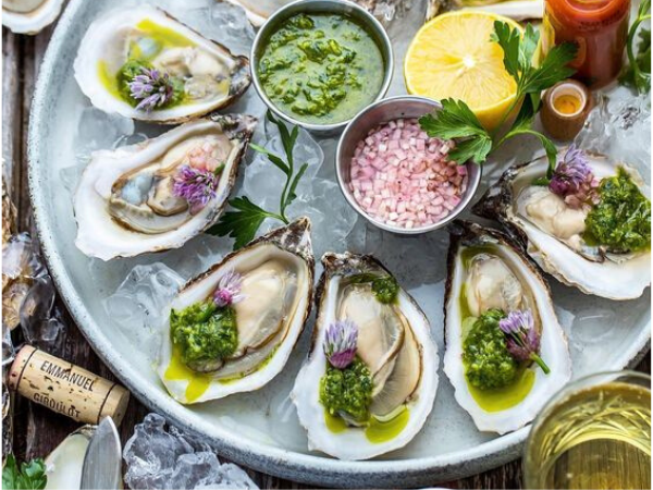 Where to indulge in oysters and bubbly