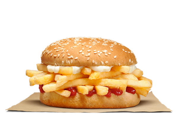Shame! Burger King New Zealand thought they invented something new – but they just made a larney slap chip gatsby - Eat Out