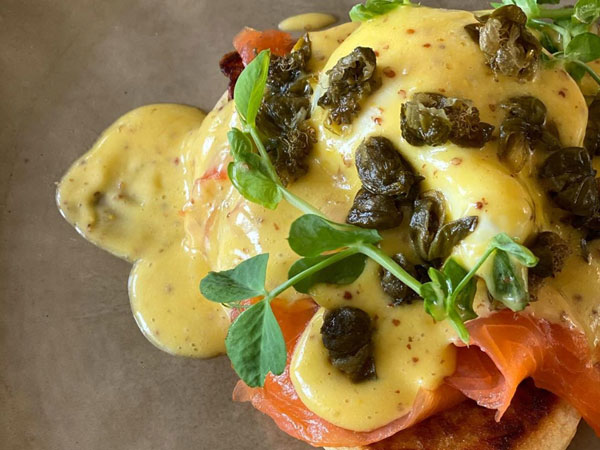 Mahā Café: Durban Point Waterfront's hot new brunch spot
