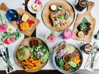 Plant-based eateries