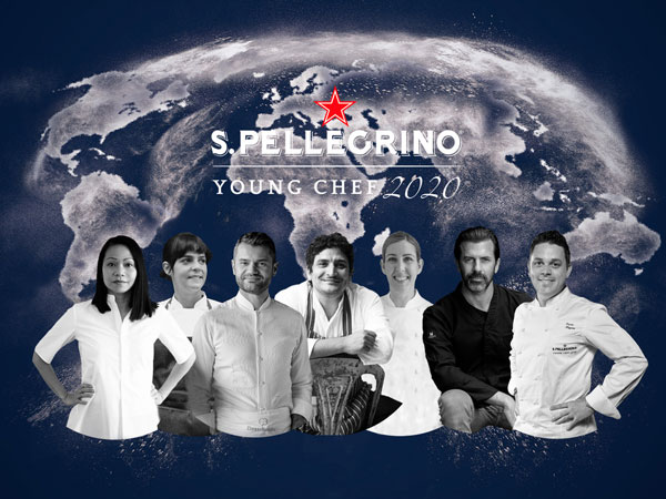 Partner content: S.Pellegrino announces jurors for the global final of their Young Chef 2020 competition